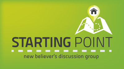 Starting Point, a discussion group for new Christ followers